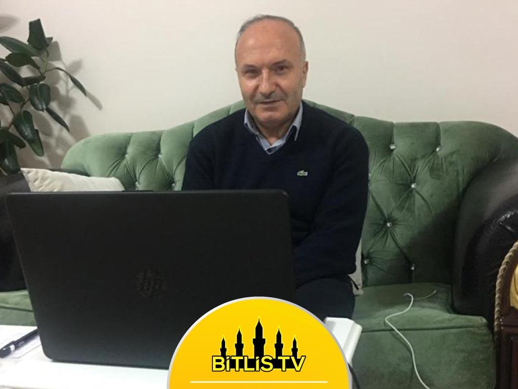 """Bitlis'te """"Online Eğitimde Performans Geliştirme Projesi"""""""