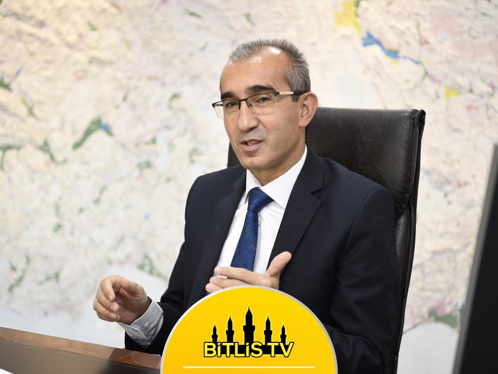 Muş ve Bitlis'te 189 Bin 180 Dekar Alanda Toplulaştırma Yapıldı