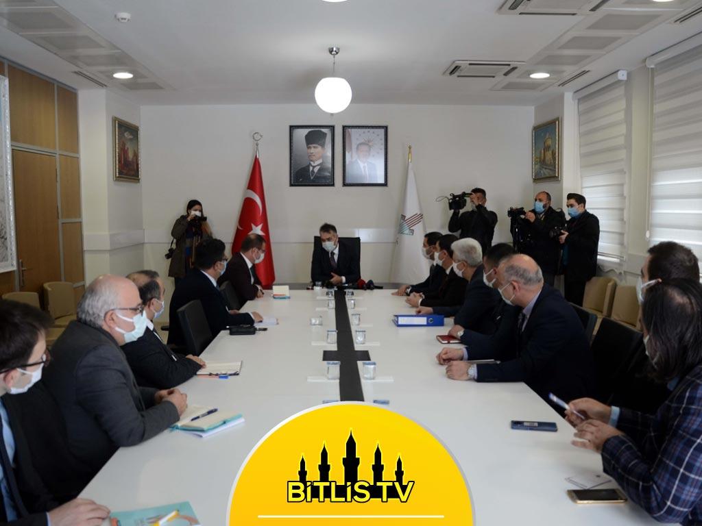 """Çağatay: """"Bitlis'te Artık Terörü Değil İstihdamı Konuşuyoruz"""""""