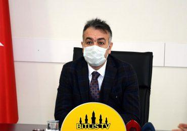 """Çağatay: """"Bitlis'te Artık Terör Değil İstihdam Konuşuyoruz"""""""